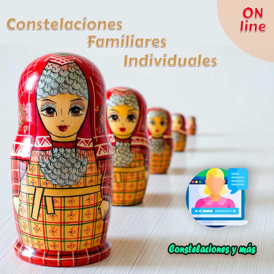 Constelaciones Familiares Individuales ON LINE